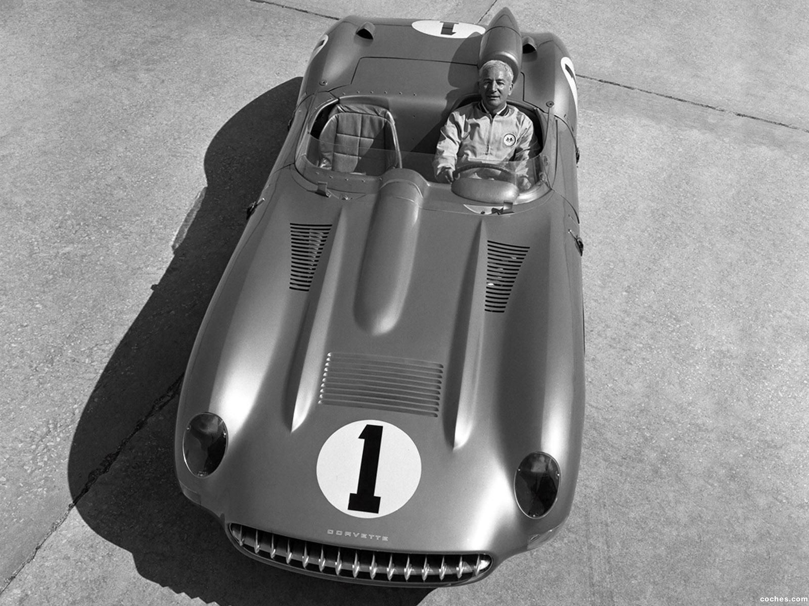 Foto 3 de Chevrolet Corvette SS XP 64 Concept Car 1957