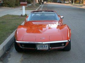 Ver foto 6 de Chevrolet Corvette Stingray 1969