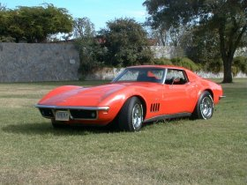 Ver foto 4 de Chevrolet Corvette Stingray 1969
