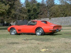 Ver foto 3 de Chevrolet Corvette Stingray 1969