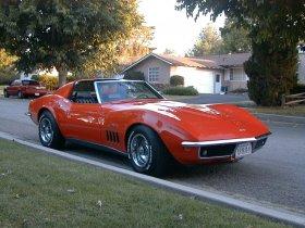 Ver foto 1 de Chevrolet Corvette Stingray 1969