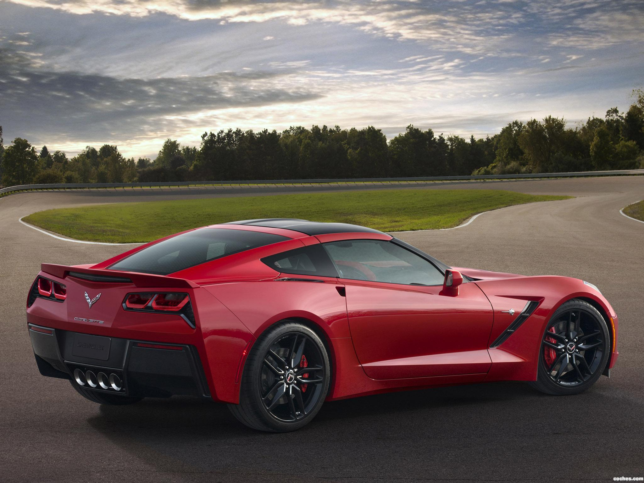 Foto 10 de Chevrolet Corvette Stingray C7 2014