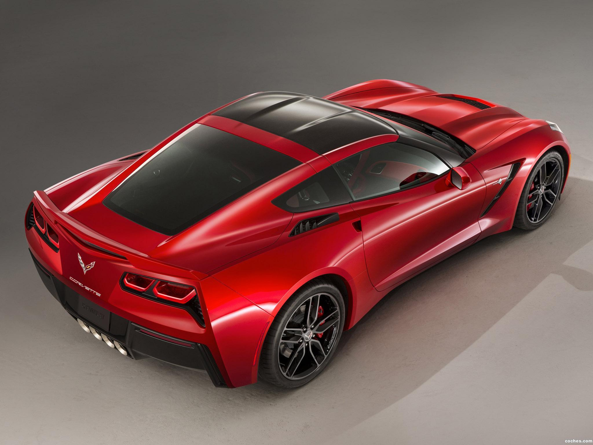 Foto 8 de Chevrolet Corvette Stingray C7 2014