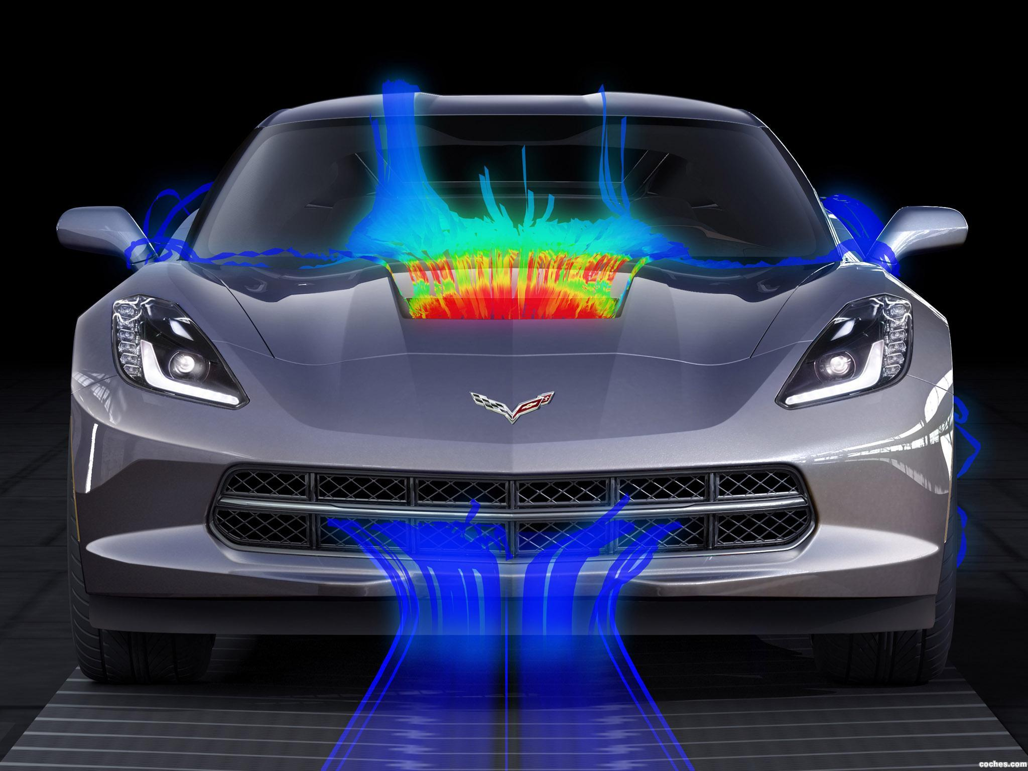 Foto 6 de Chevrolet Corvette Stingray C7 2014
