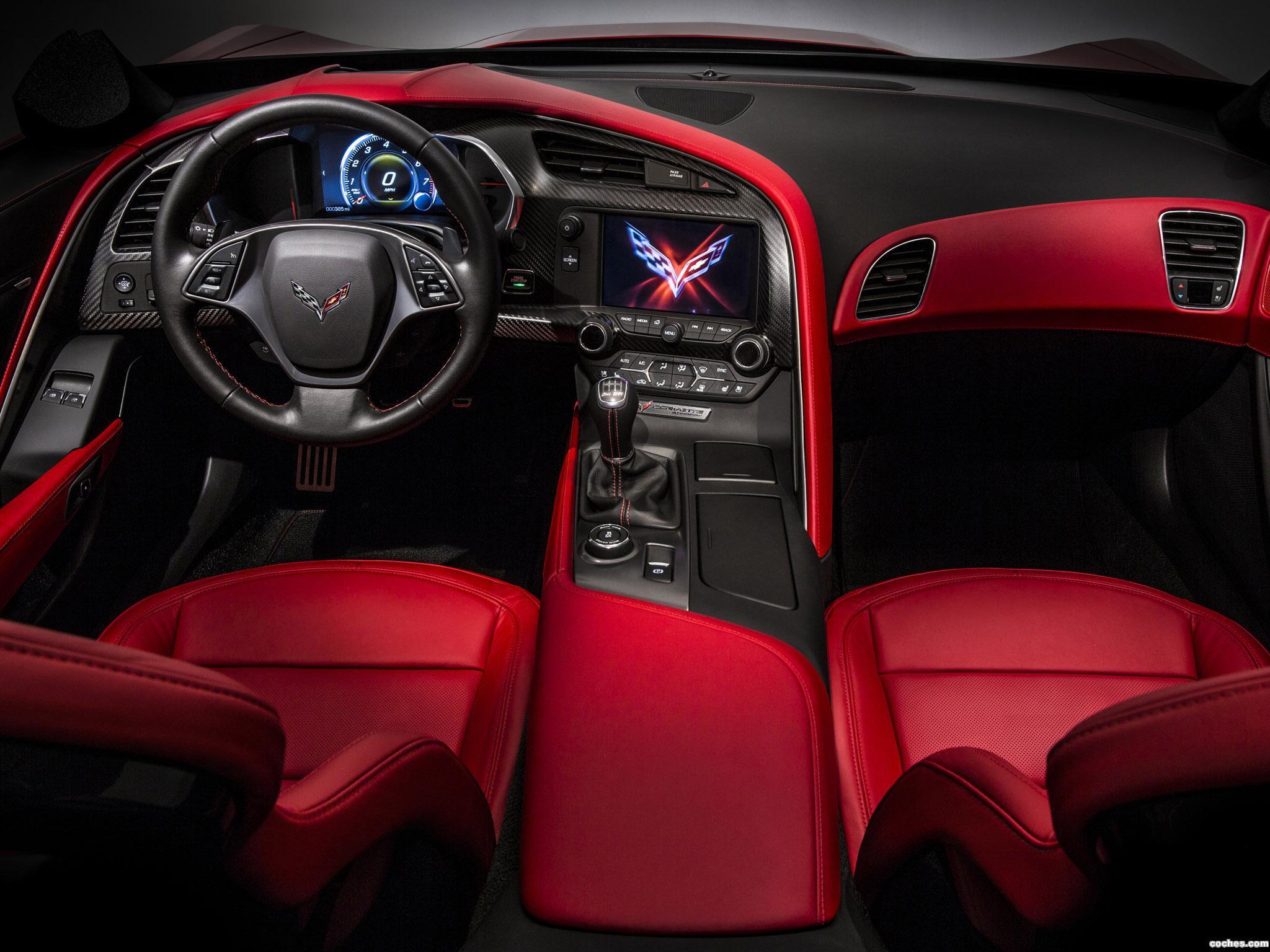 Foto 23 de Chevrolet Corvette Stingray C7 2014