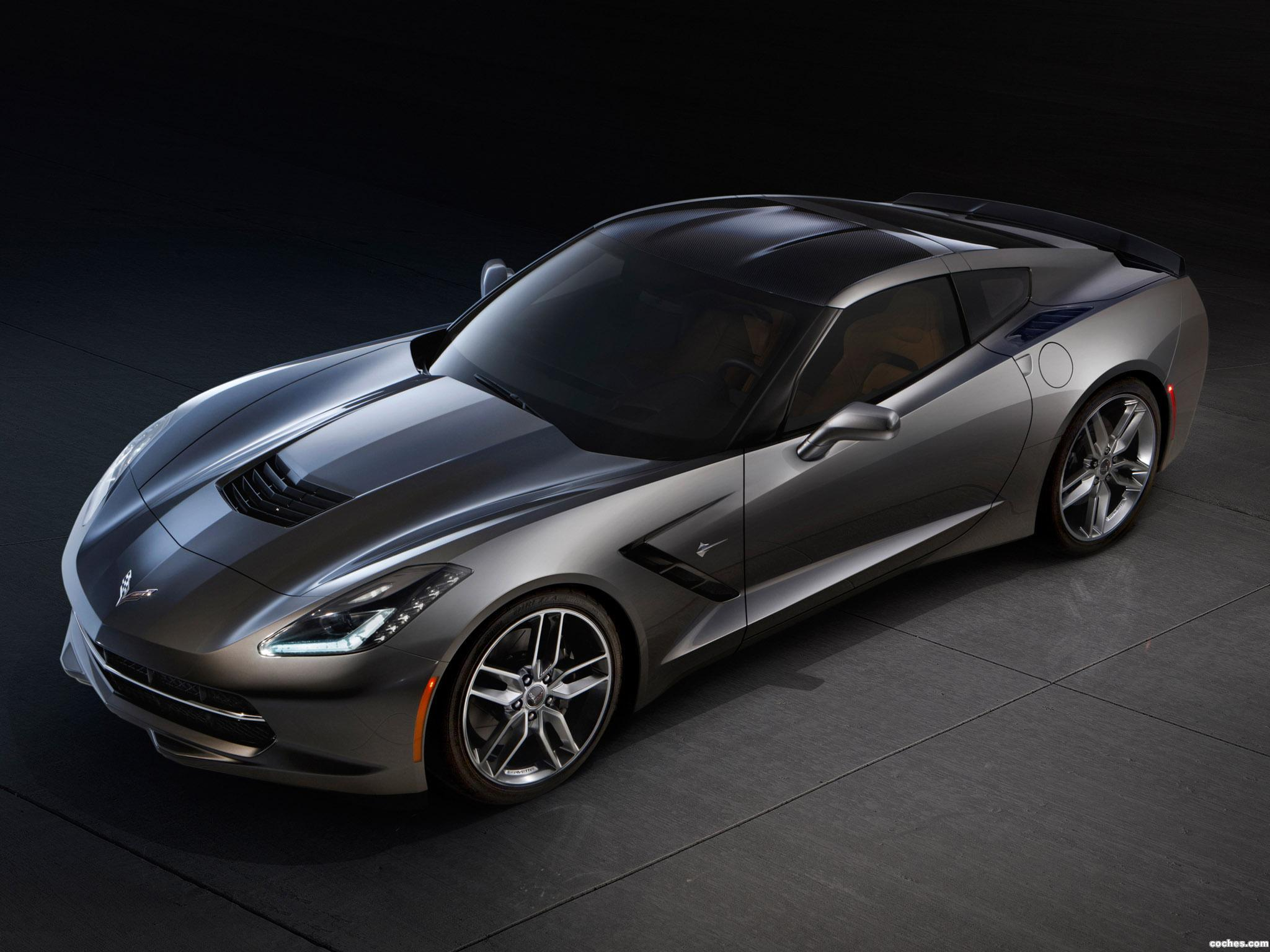 Foto 5 de Chevrolet Corvette Stingray C7 2014