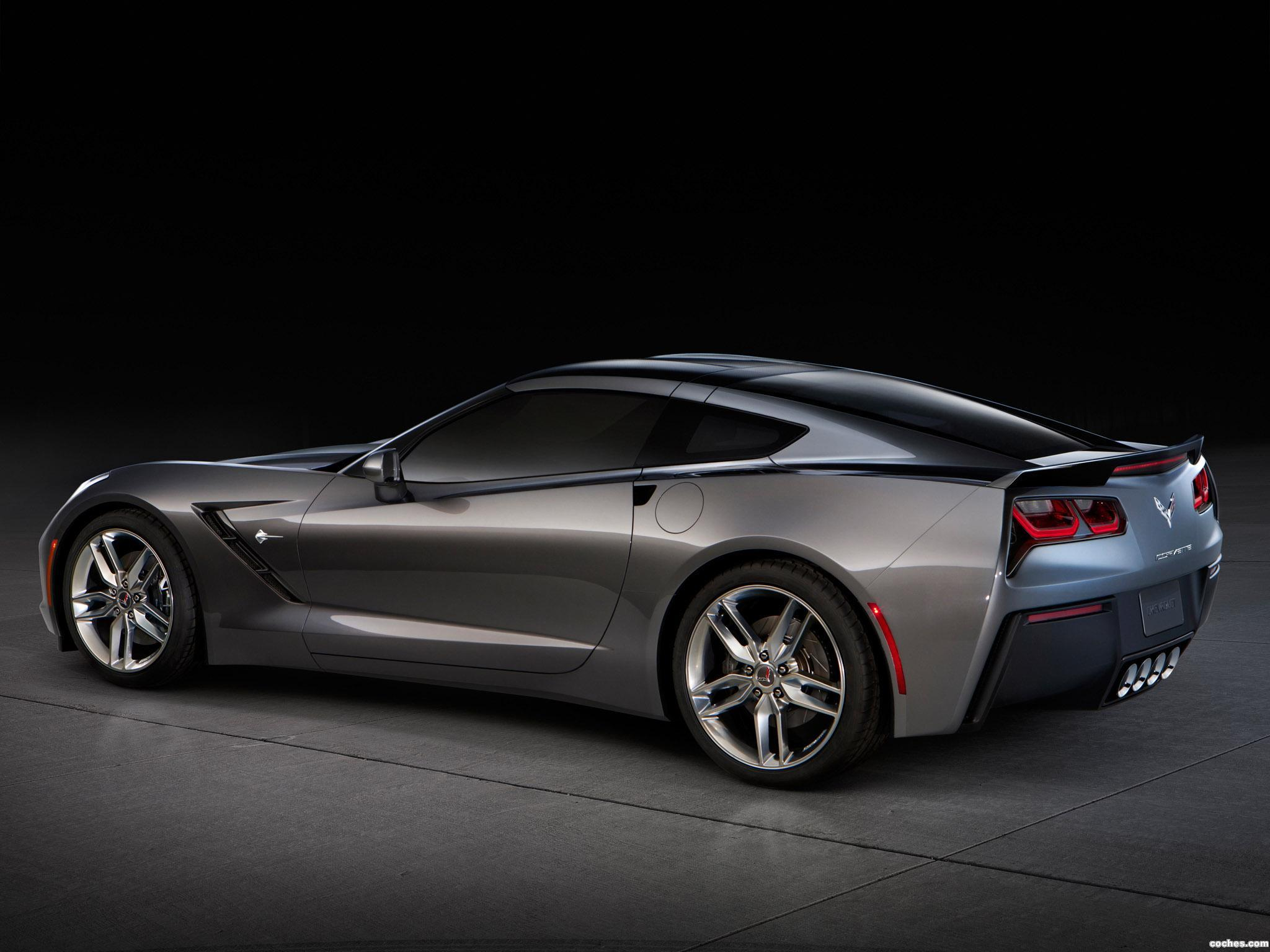 Foto 4 de Chevrolet Corvette Stingray C7 2014