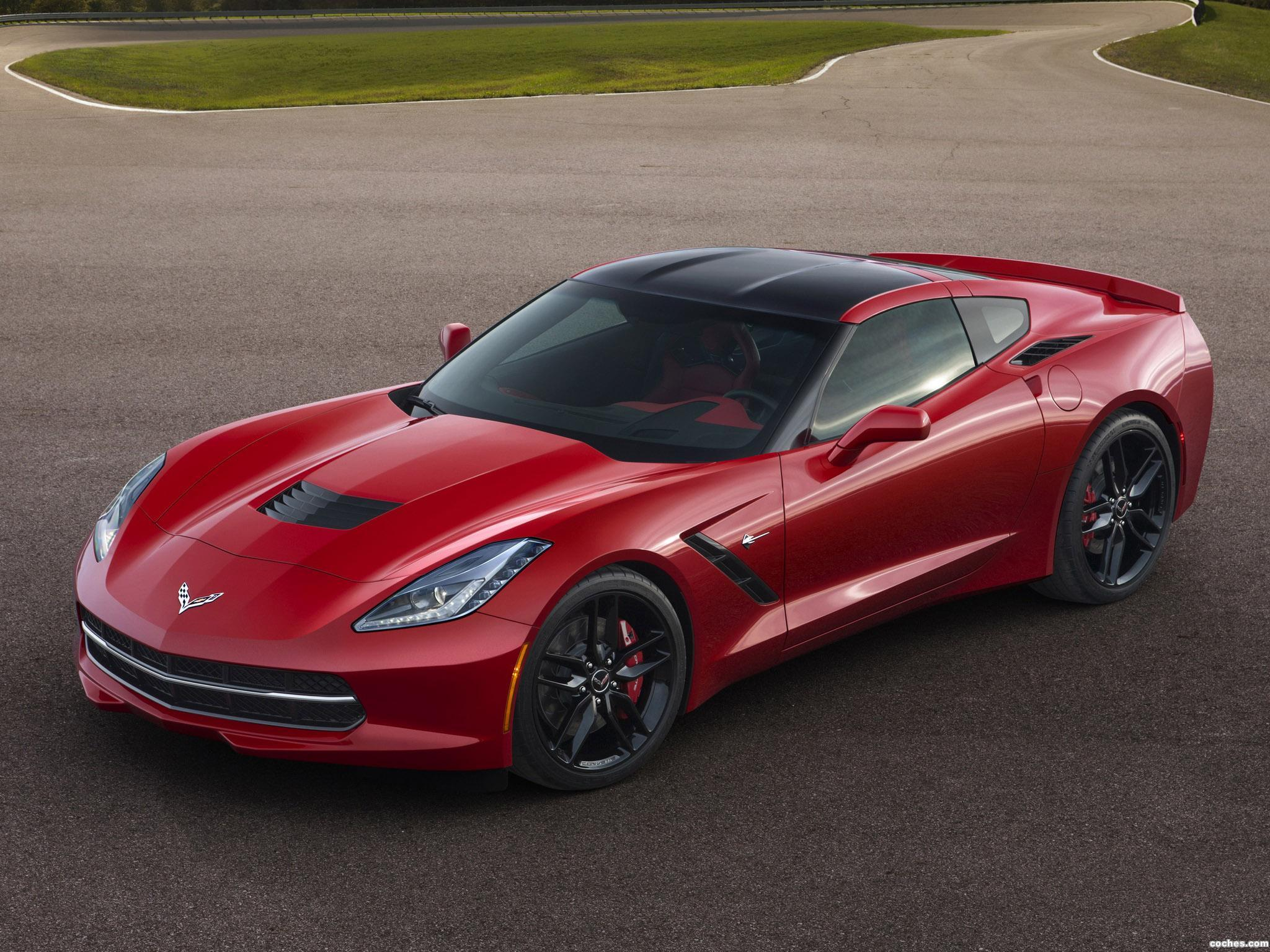 Foto 3 de Chevrolet Corvette Stingray C7 2014