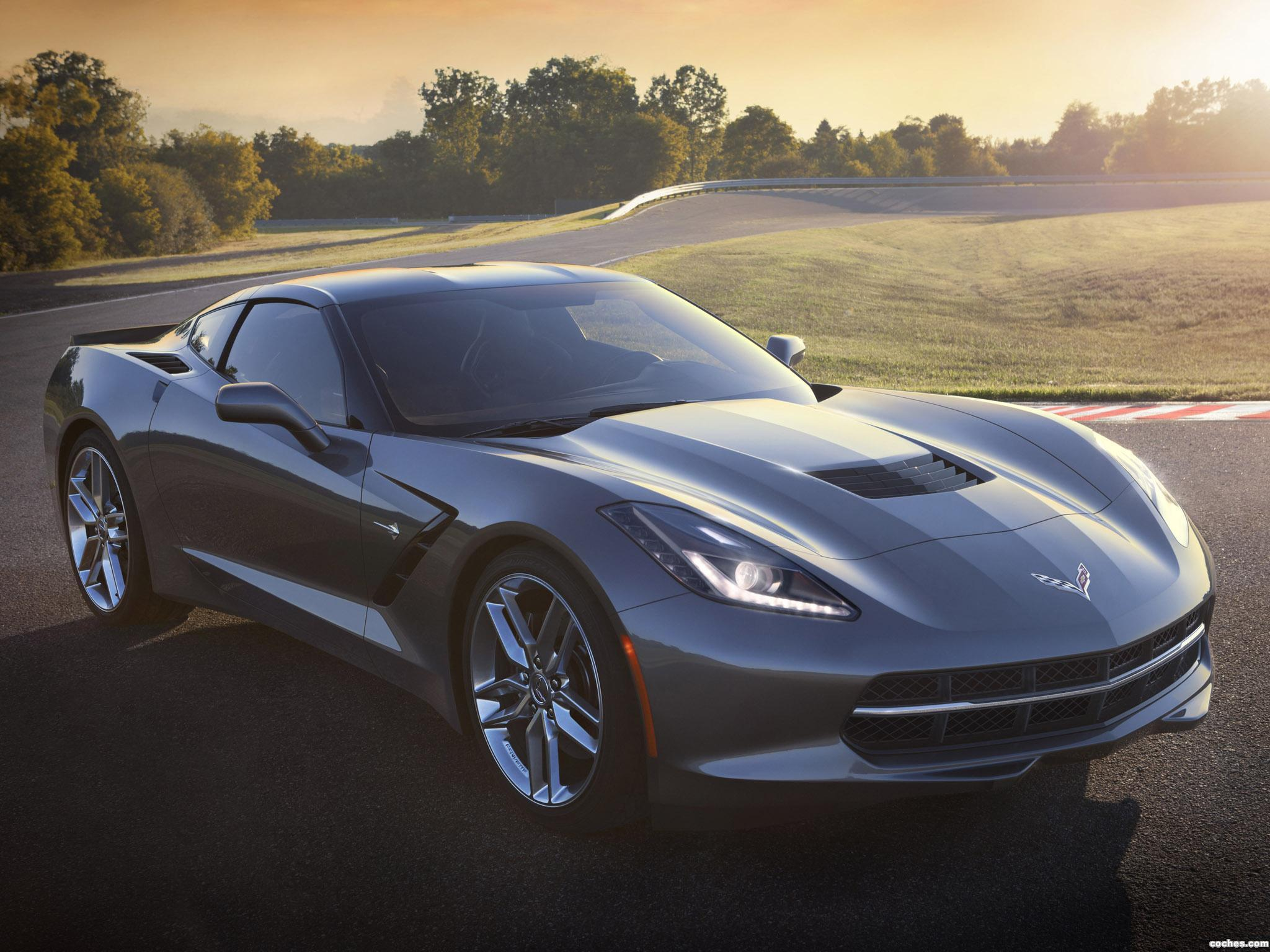 Foto 0 de Chevrolet Corvette Stingray C7 2014