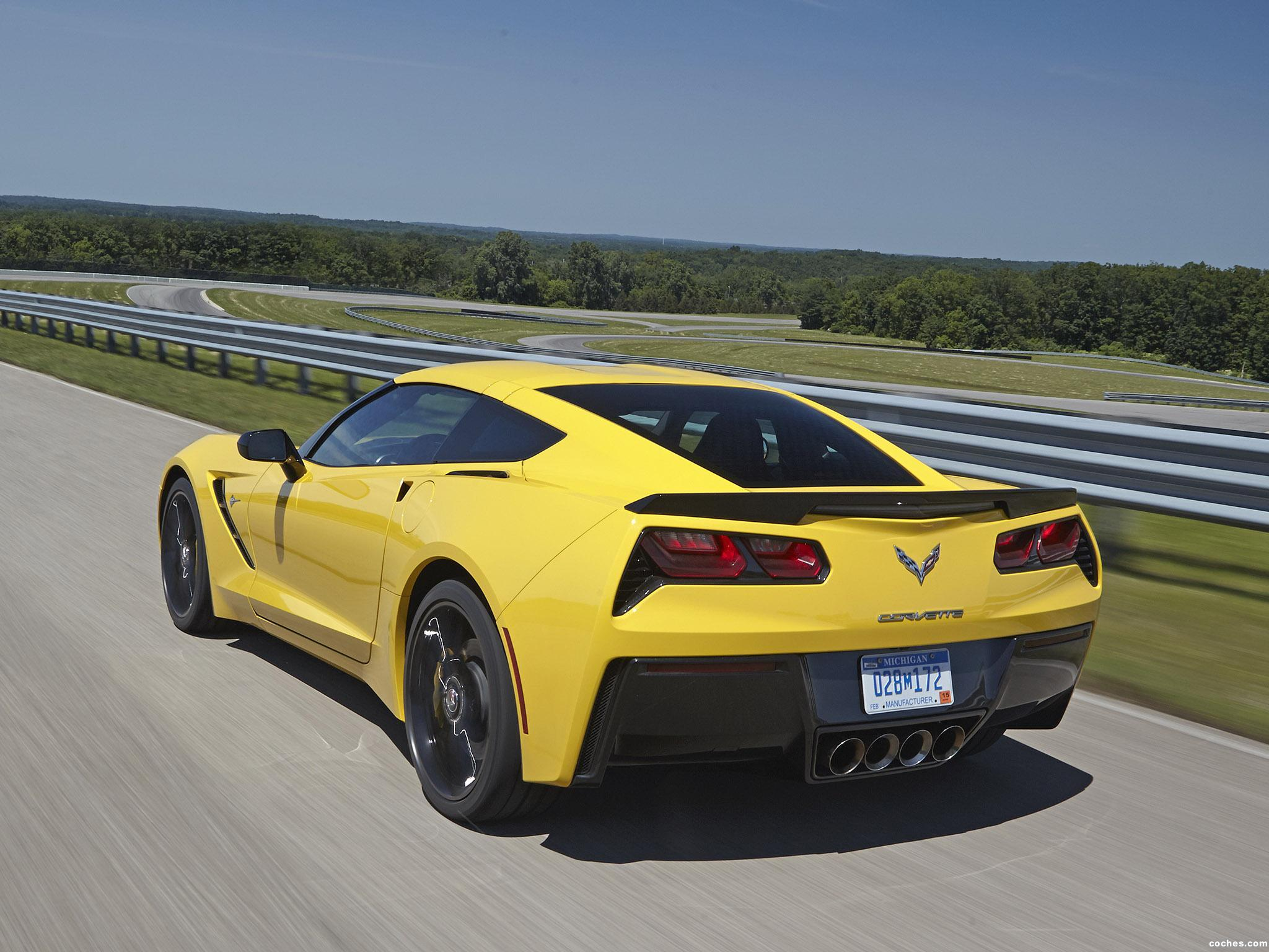 Foto 43 de Chevrolet Corvette Stingray C7 2014
