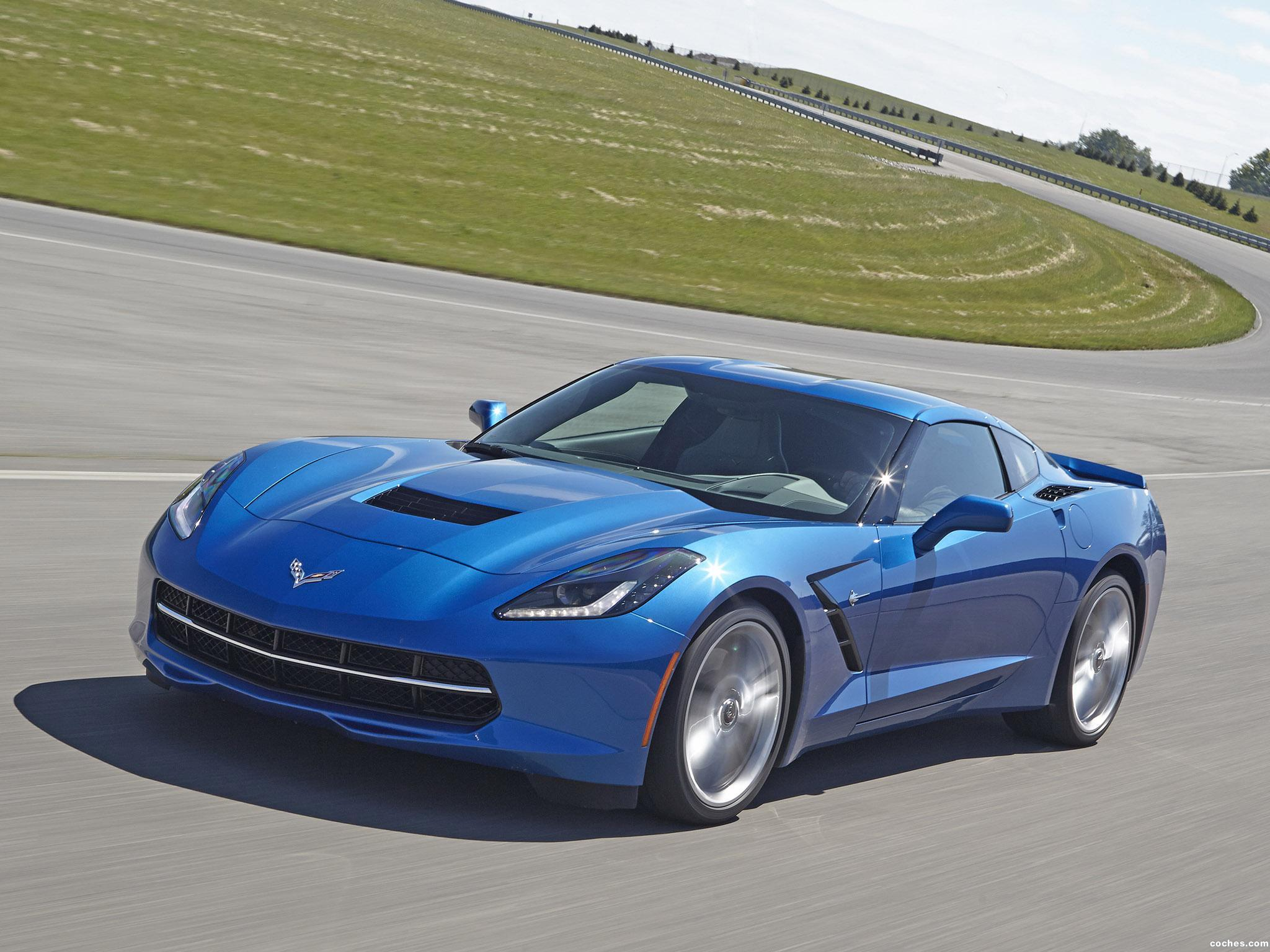 Foto 42 de Chevrolet Corvette Stingray C7 2014