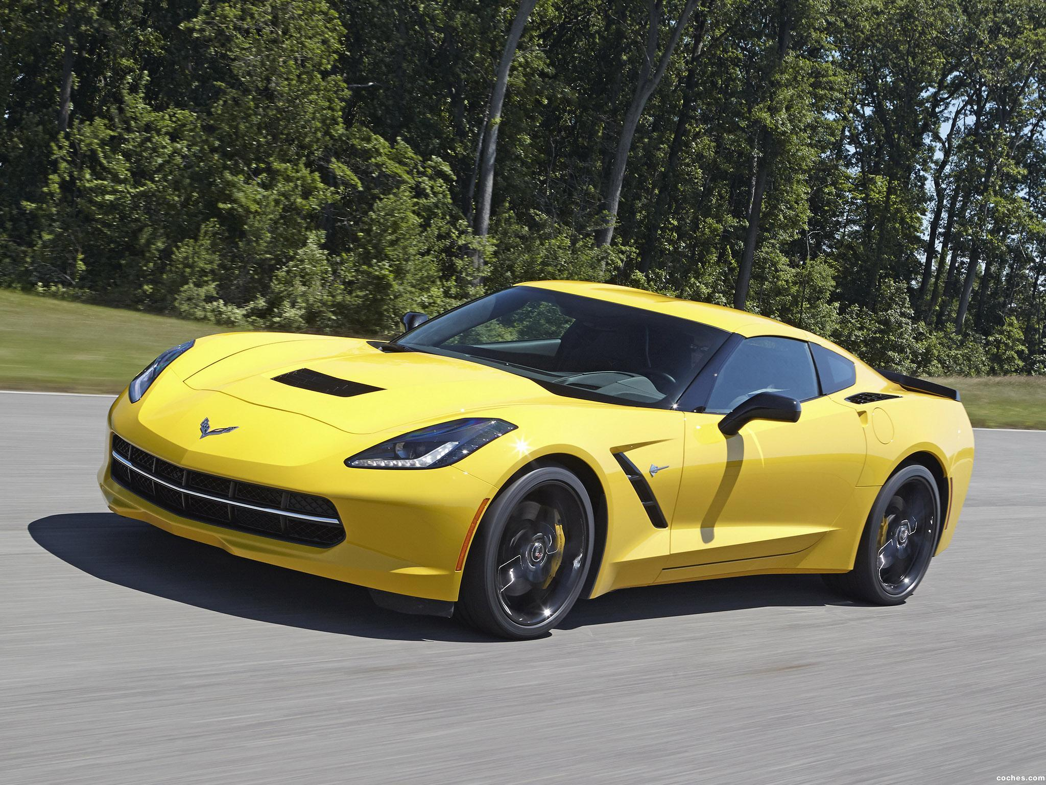 Foto 39 de Chevrolet Corvette Stingray C7 2014