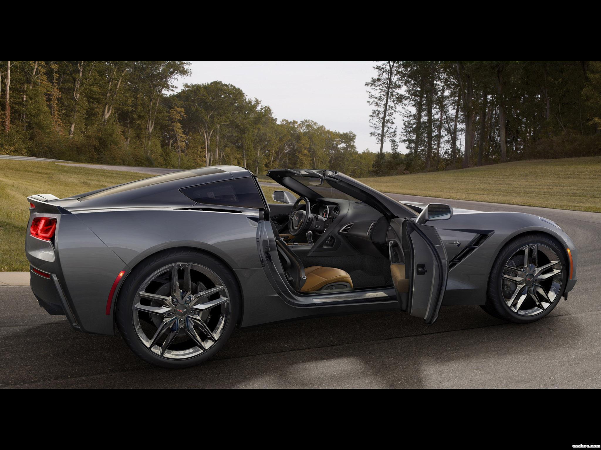 Foto 17 de Chevrolet Corvette Stingray C7 2014