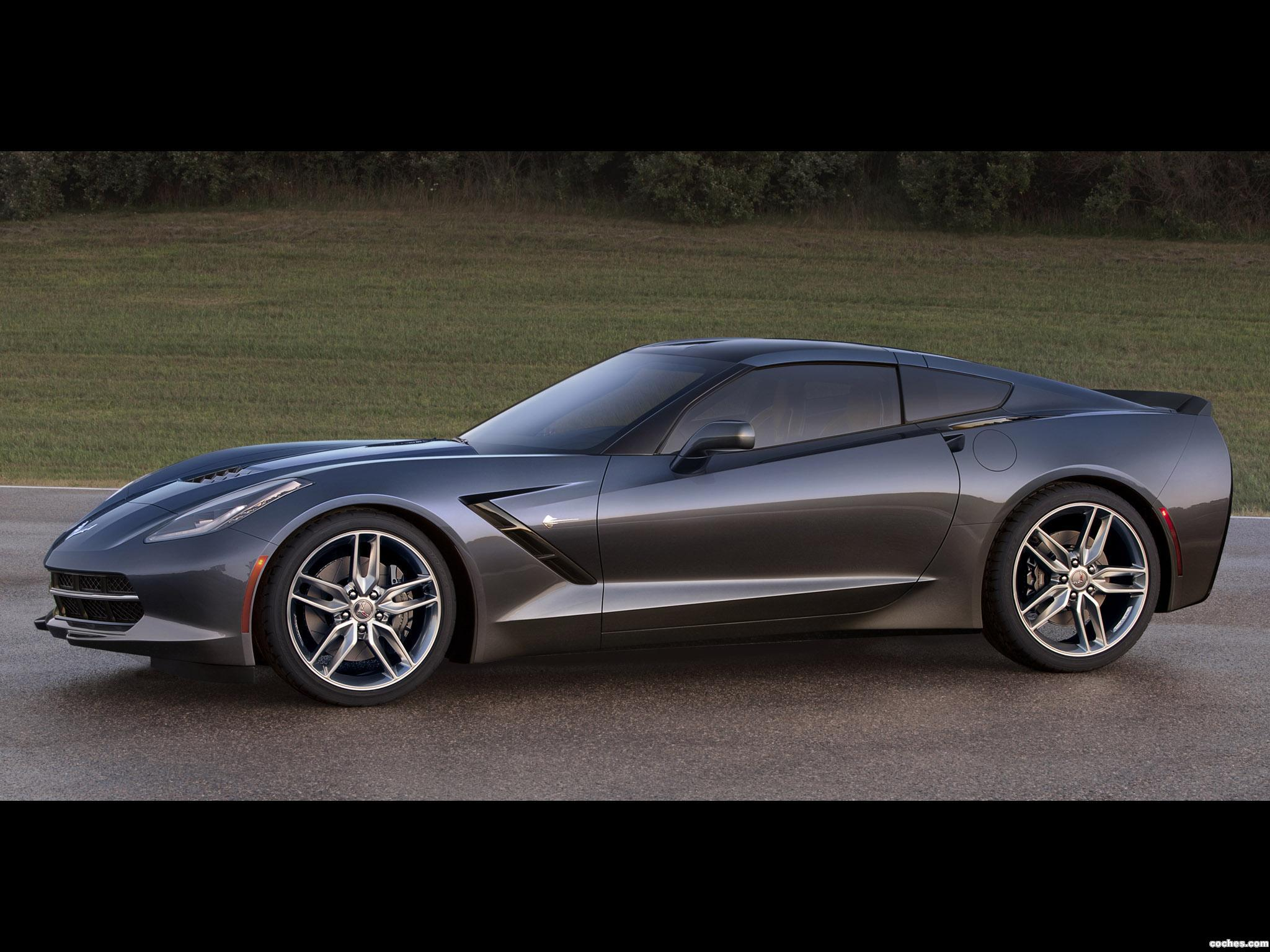Foto 16 de Chevrolet Corvette Stingray C7 2014