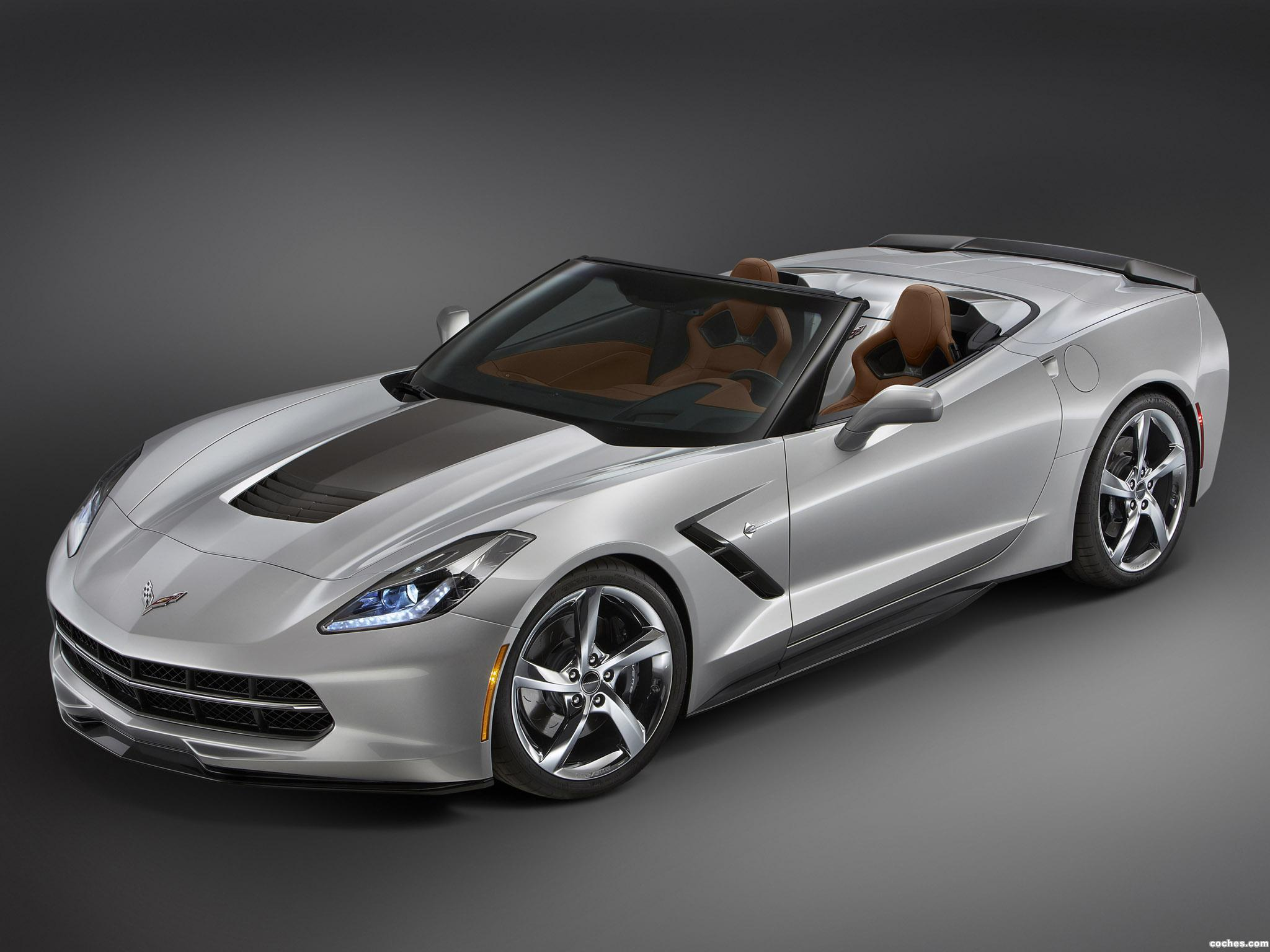Foto 0 de Chevrolet Corvette Stingray Convertible Atlantic C7 2013