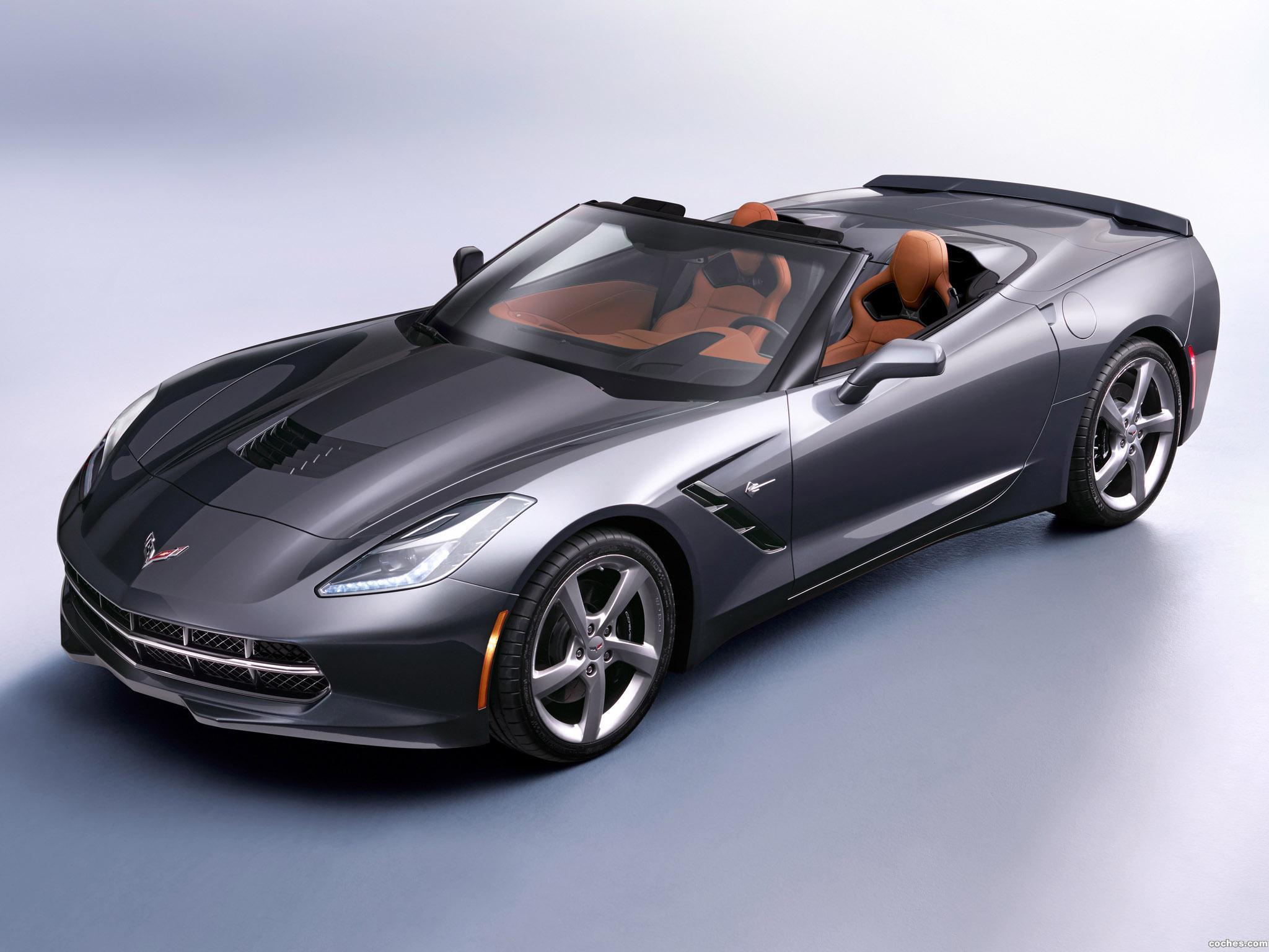 Foto 25 de Chevrolet Corvette Stingray C7 2014