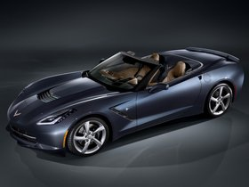 Ver foto 4 de Chevrolet Corvette Stingray Convertible C7 2013