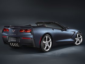 Ver foto 3 de Chevrolet Corvette Stingray Convertible C7 2013
