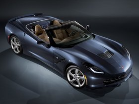 Ver foto 1 de Chevrolet Corvette Stingray Convertible C7 2013