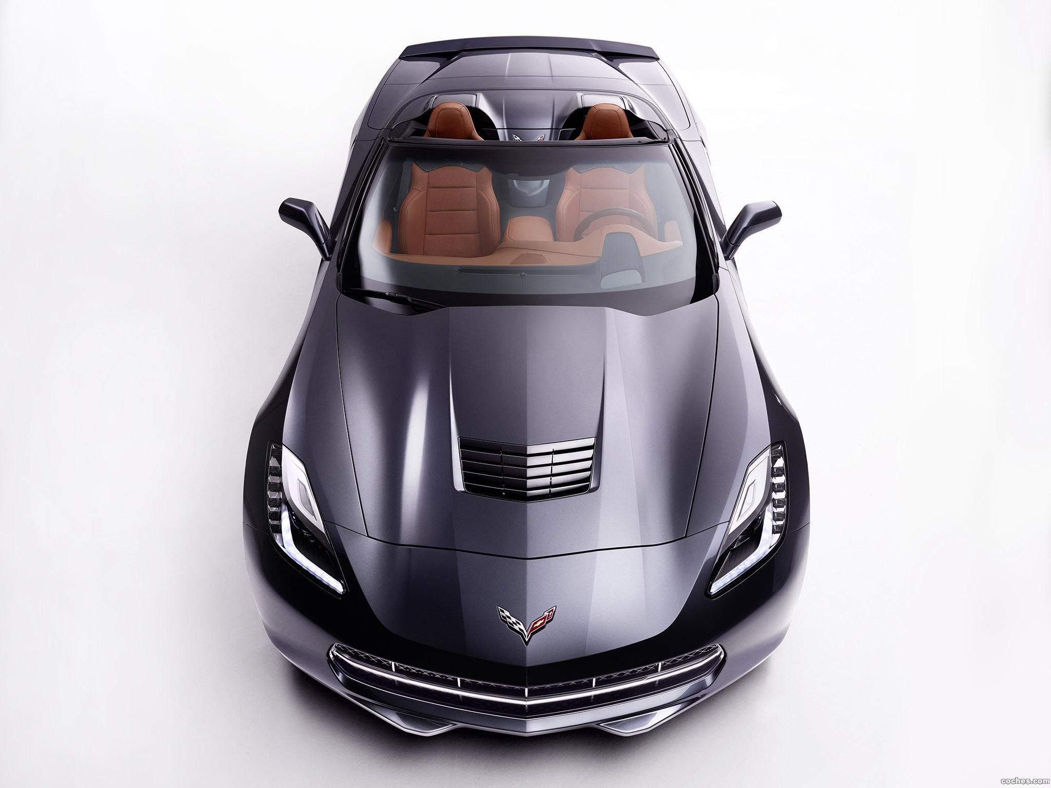 Foto 18 de Chevrolet Corvette Stingray Convertible C7 2013