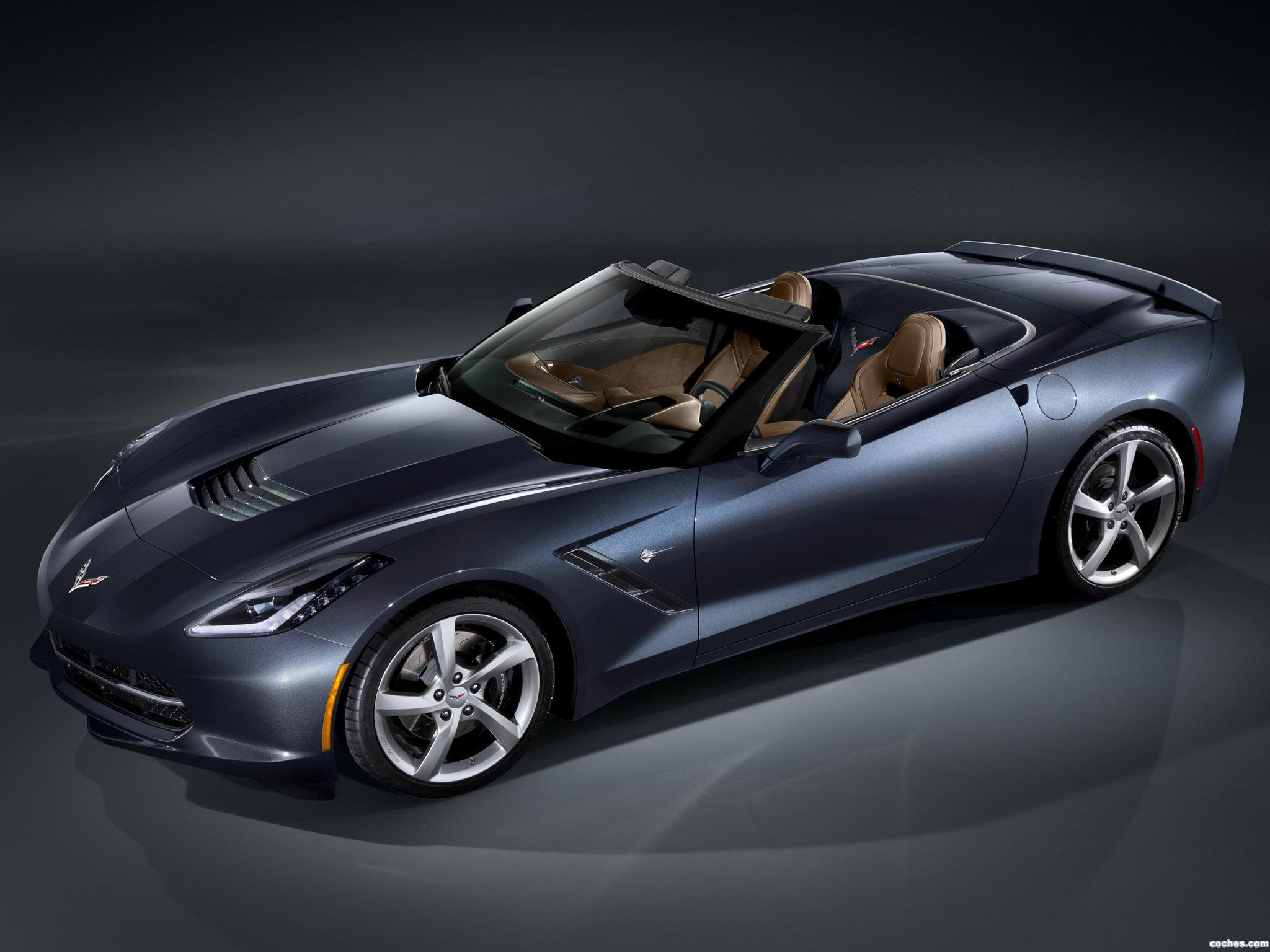 Foto 17 de Chevrolet Corvette Stingray Convertible C7 2013