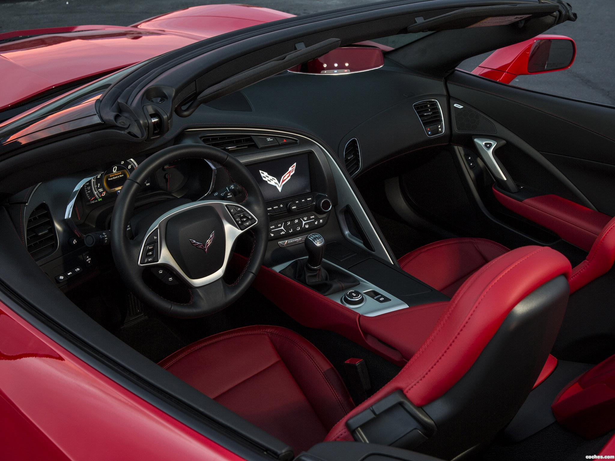 Foto 13 de Chevrolet Corvette Stingray Convertible C7 2013