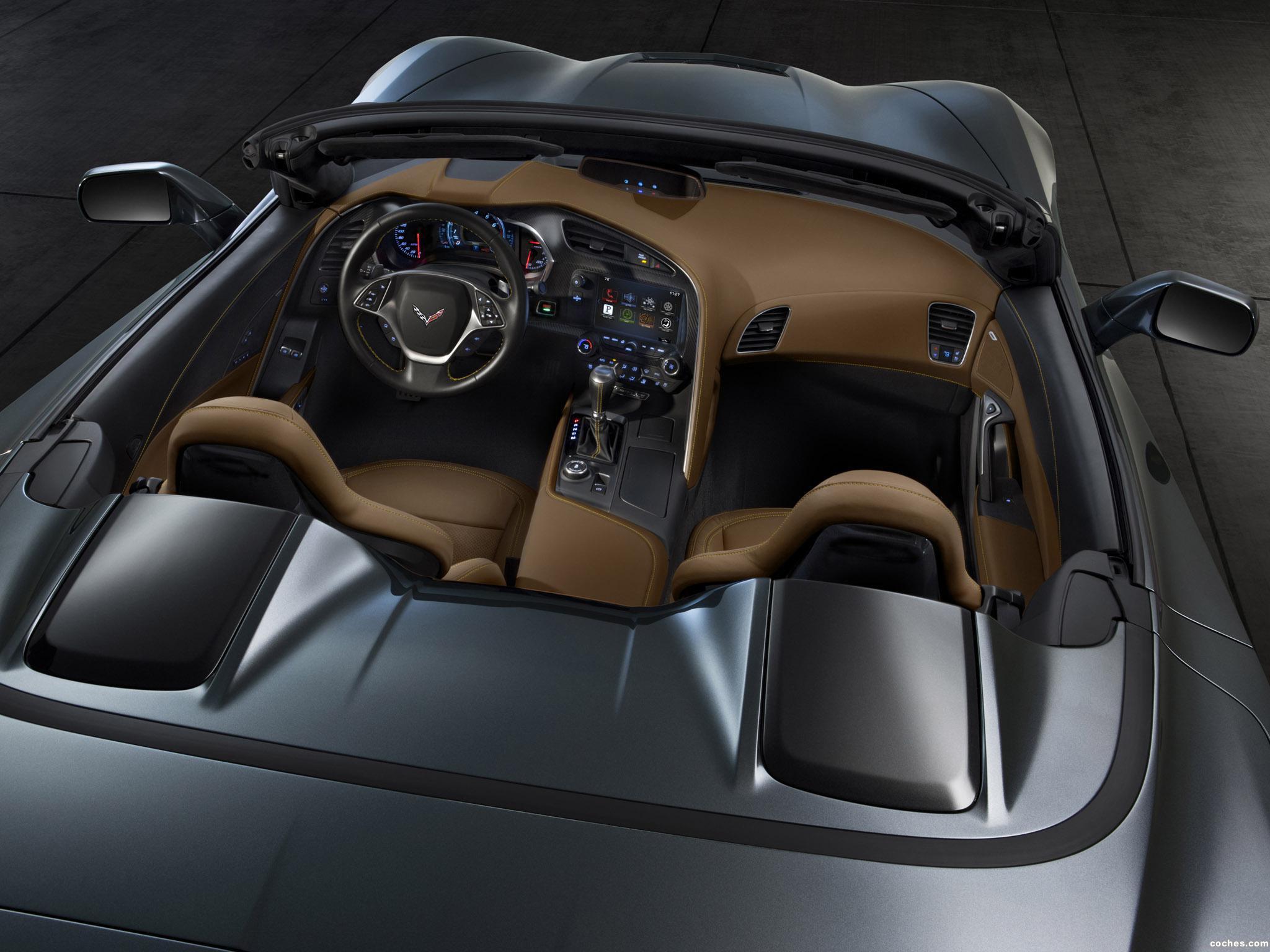 Foto 30 de Chevrolet Corvette Stingray Convertible C7 2013