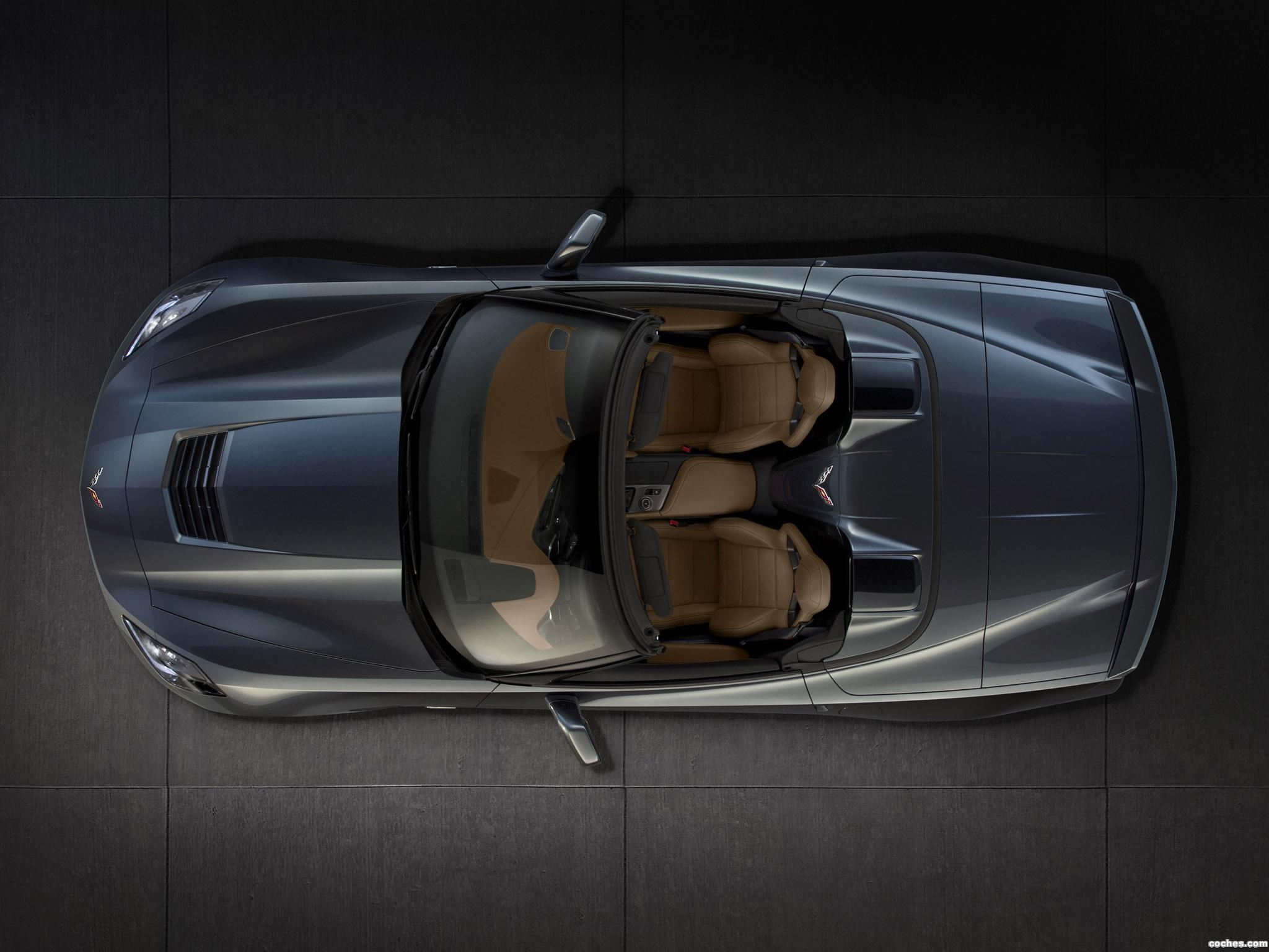 Foto 29 de Chevrolet Corvette Stingray Convertible C7 2013