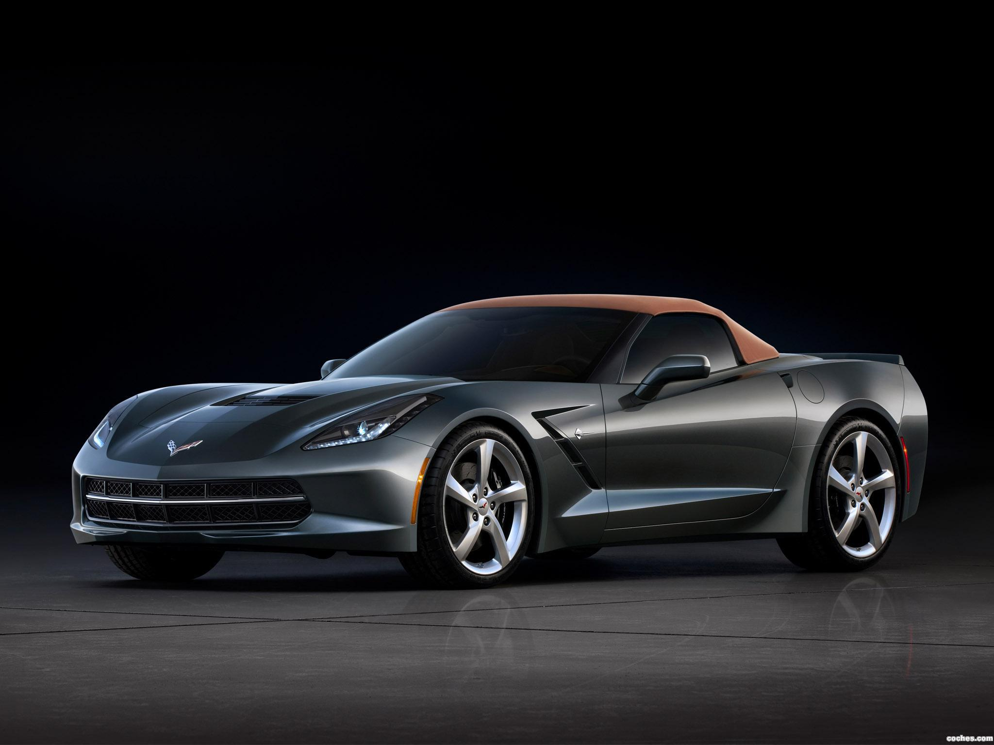 Foto 27 de Chevrolet Corvette Stingray Convertible C7 2013