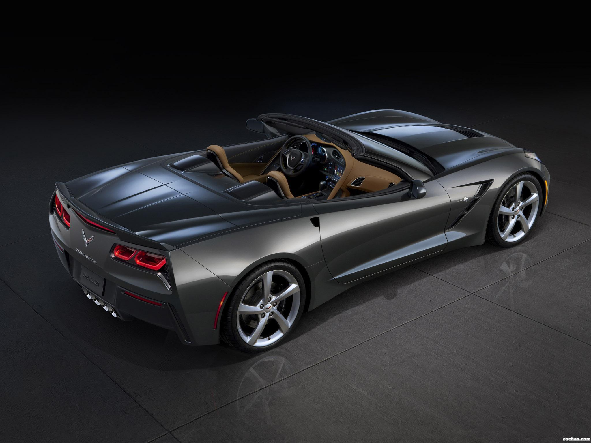 Foto 26 de Chevrolet Corvette Stingray Convertible C7 2013