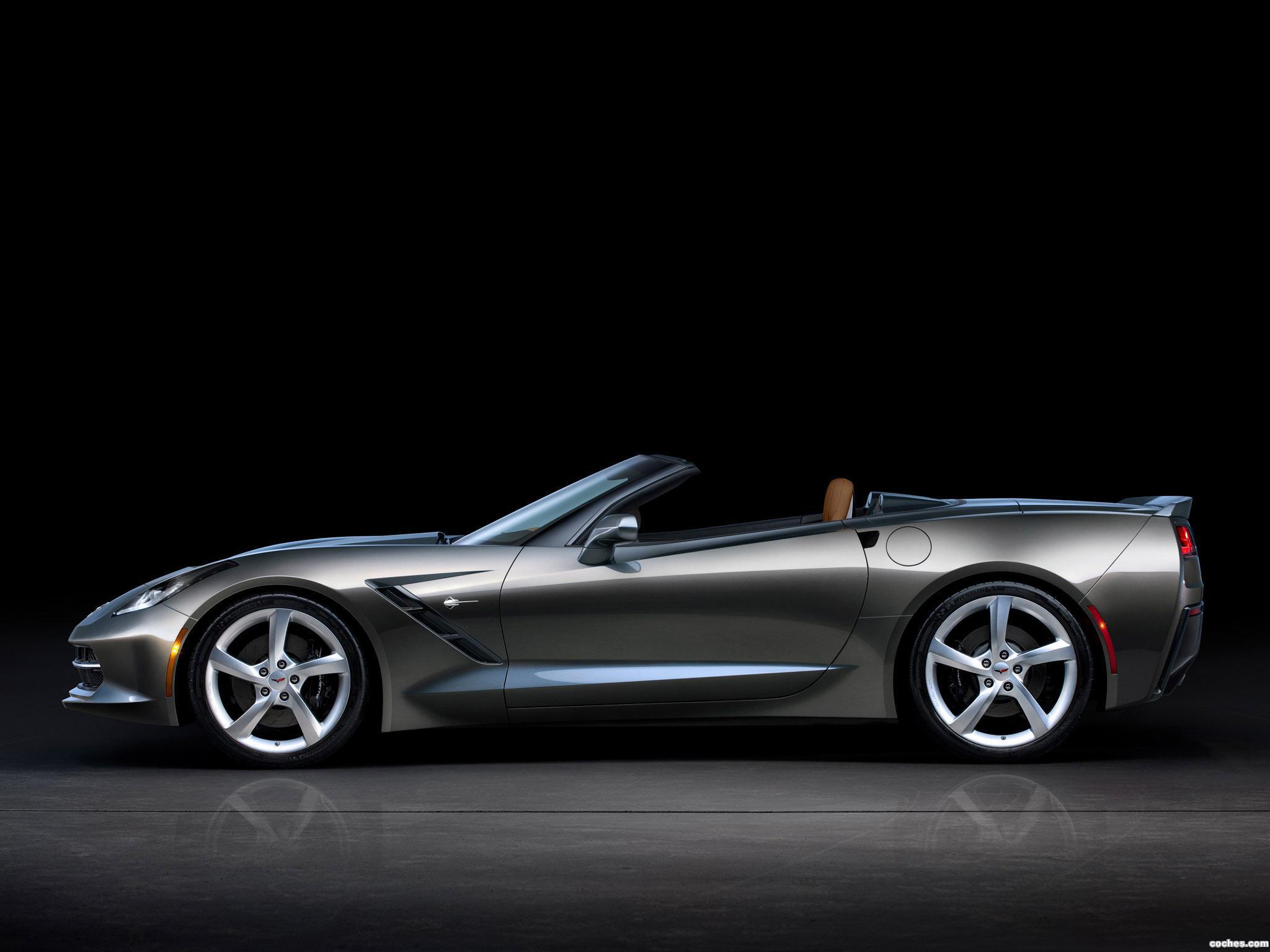 Foto 24 de Chevrolet Corvette Stingray Convertible C7 2013