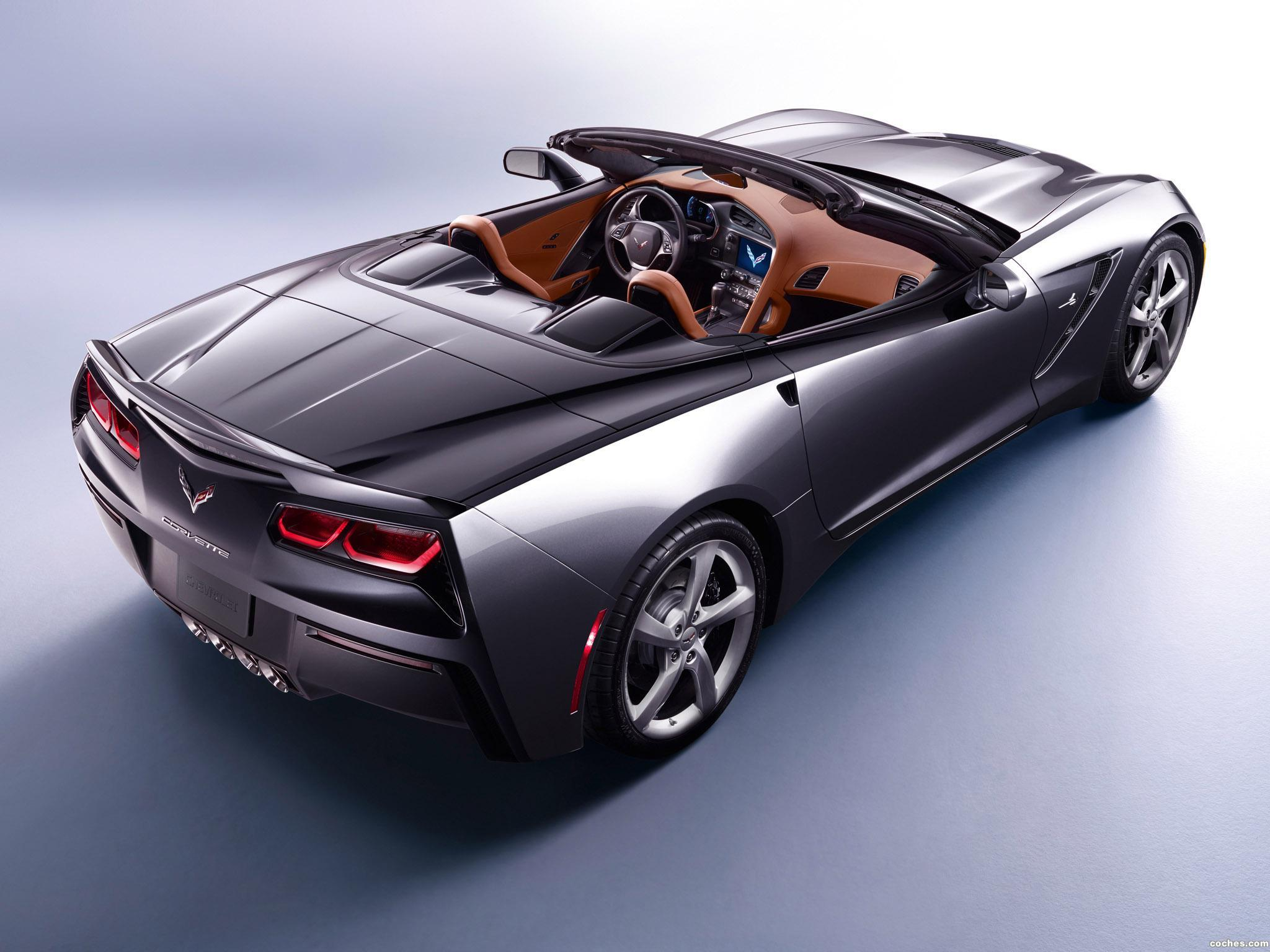 Foto 23 de Chevrolet Corvette Stingray Convertible C7 2013