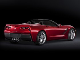 Ver foto 20 de Chevrolet Corvette Stingray Convertible C7 2013
