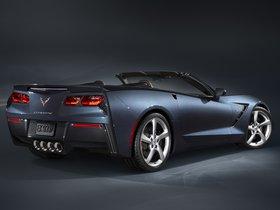 Ver foto 17 de Chevrolet Corvette Stingray Convertible C7 2013