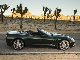 Ver foto 12 de Chevrolet Corvette Stingray Convertible C7 2013
