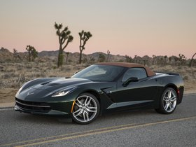 Ver foto 10 de Chevrolet Corvette Stingray Convertible C7 2013