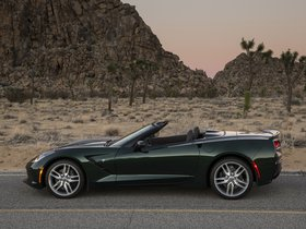 Ver foto 9 de Chevrolet Corvette Stingray Convertible C7 2013