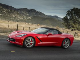 Ver foto 8 de Chevrolet Corvette Stingray Convertible C7 2013