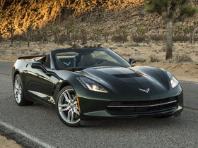 Ver foto 7 de Chevrolet Corvette Stingray Convertible C7 2013