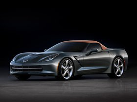 Ver foto 28 de Chevrolet Corvette Stingray Convertible C7 2013