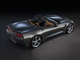 Ver foto 27 de Chevrolet Corvette Stingray Convertible C7 2013
