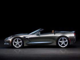 Ver foto 25 de Chevrolet Corvette Stingray Convertible C7 2013