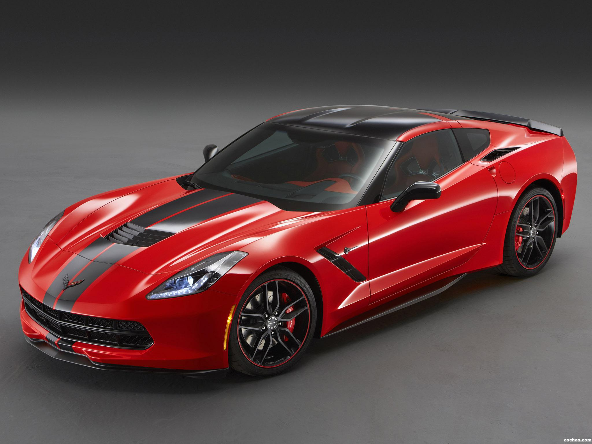 Foto 0 de Chevrolet Corvette Stingray Coupe Pacific C7 2013