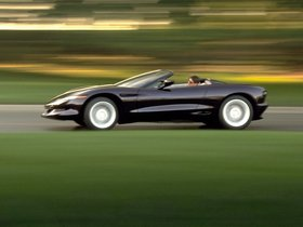 Ver foto 5 de Chevrolet Corvette Stingray III Concept 1991