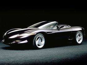 Ver foto 4 de Chevrolet Corvette Stingray III Concept 1991