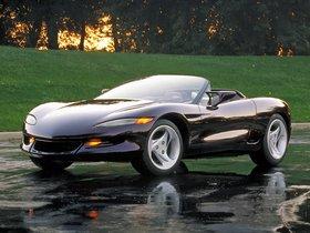 Ver foto 2 de Chevrolet Corvette Stingray III Concept 1991