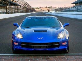 Fotos de Chevrolet Corvette Stingray Indy 500 Pace Car 2013
