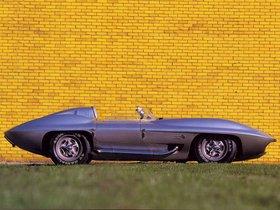 Ver foto 14 de Chevrolet Corvette Stingray Racer Concept Car 1959