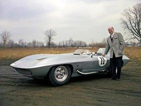 Ver foto 5 de Chevrolet Corvette Stingray Racer Concept Car 1959