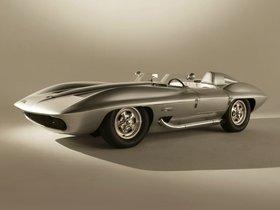 Ver foto 4 de Chevrolet Corvette Stingray Racer Concept Car 1959